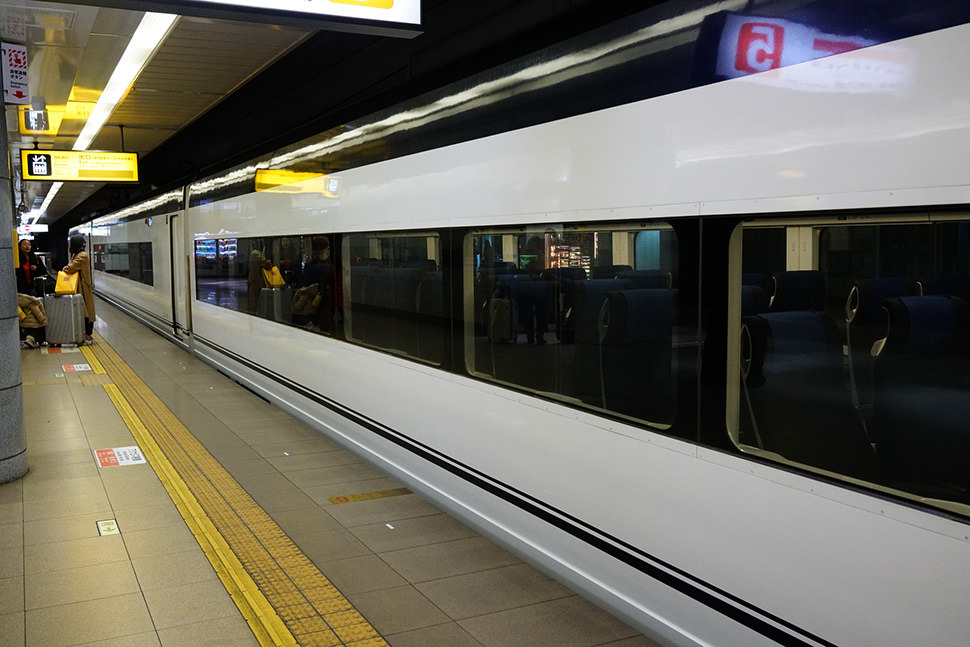 Skyliner 新宿馨樂庭飯店 63