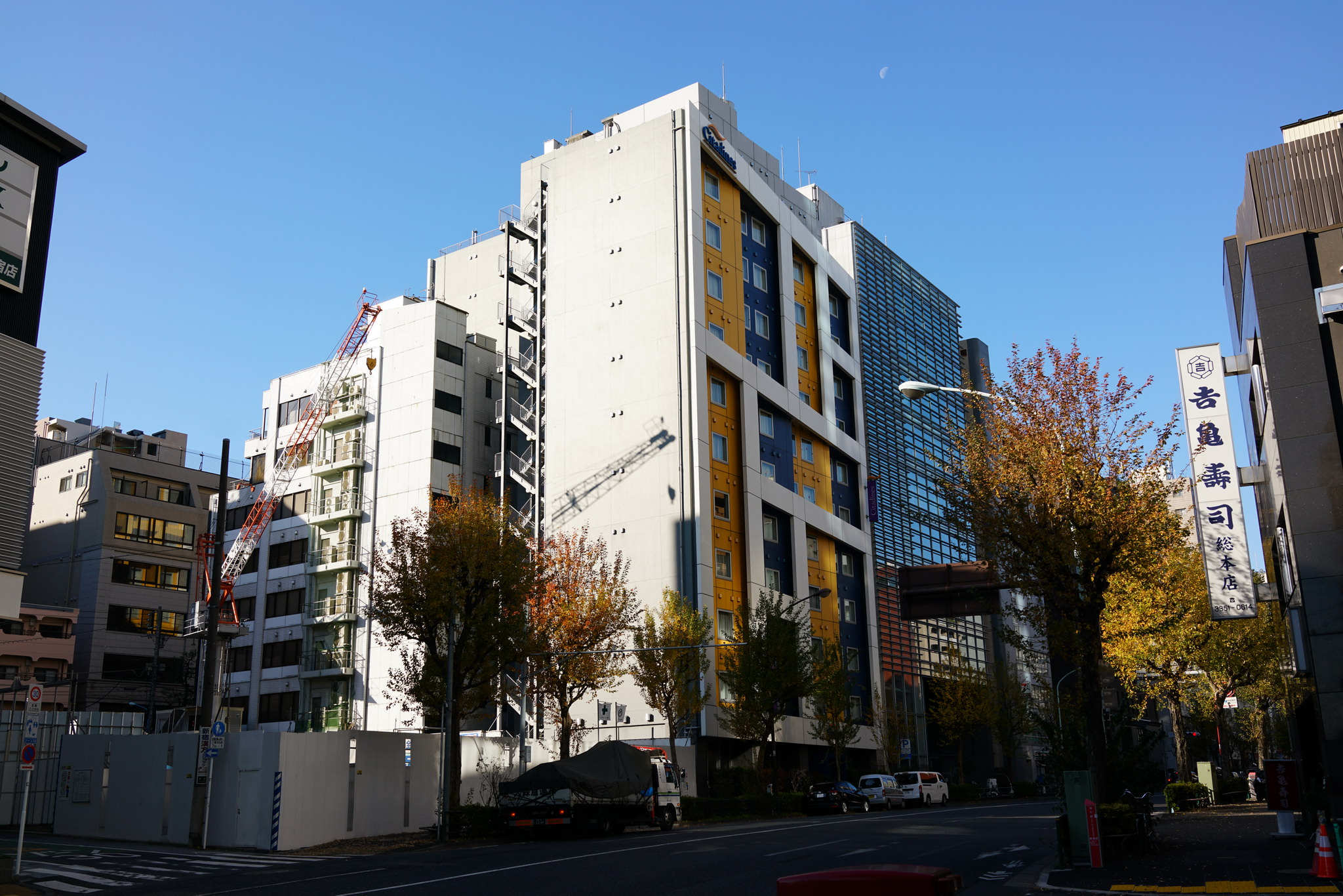 Skyliner 新宿馨樂庭飯店 66