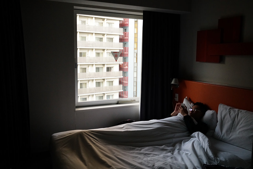 Skyliner 新宿馨樂庭飯店 75