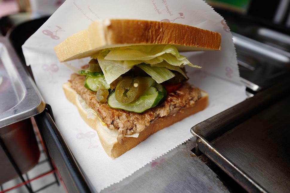 菲力豬三明治 - 蜜蜂小吧 11