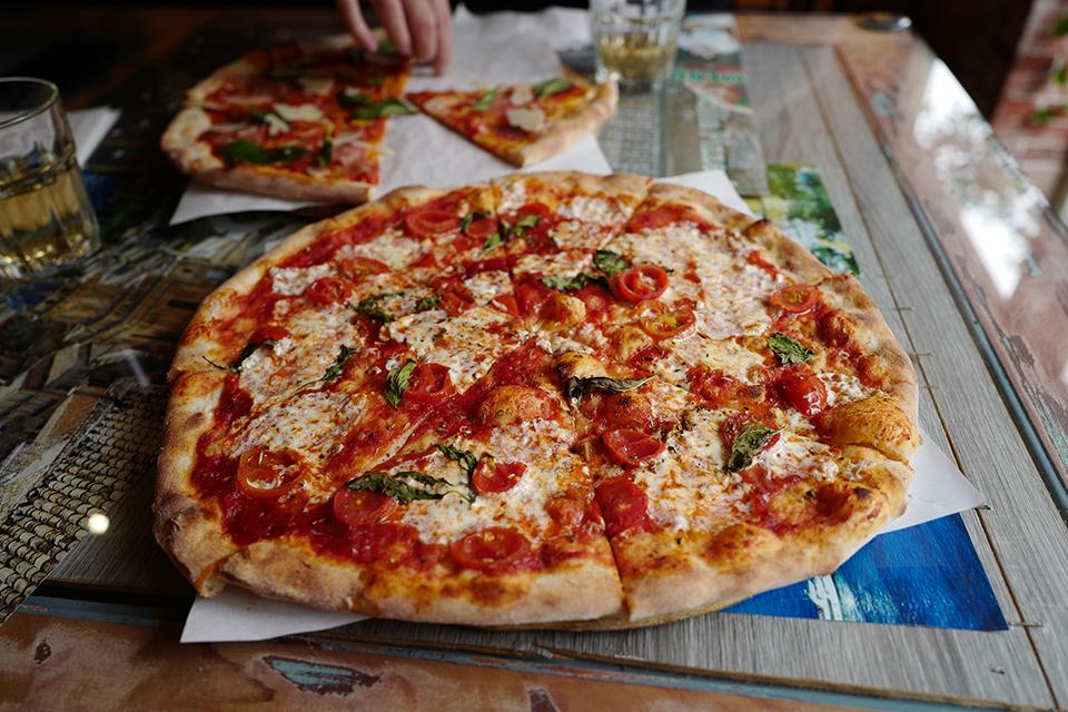 西西里披薩店 2