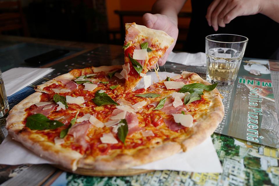 西西里披薩店 3