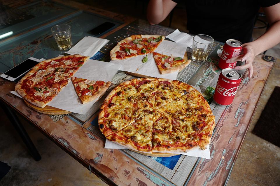 西西里披薩店 4